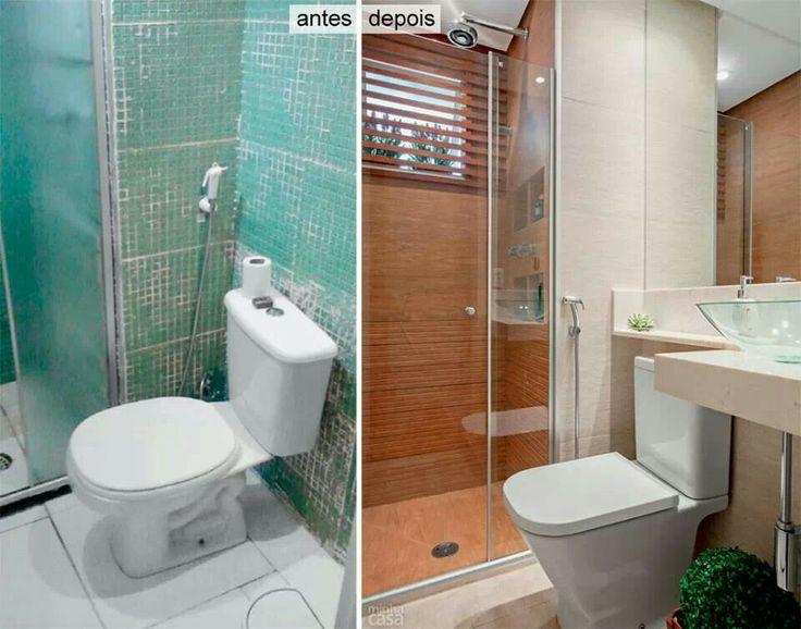 Sonar Con Baño O Inodoro:Más de 1000 ideas sobre Cambios De Imagen De Cuartos De Baño