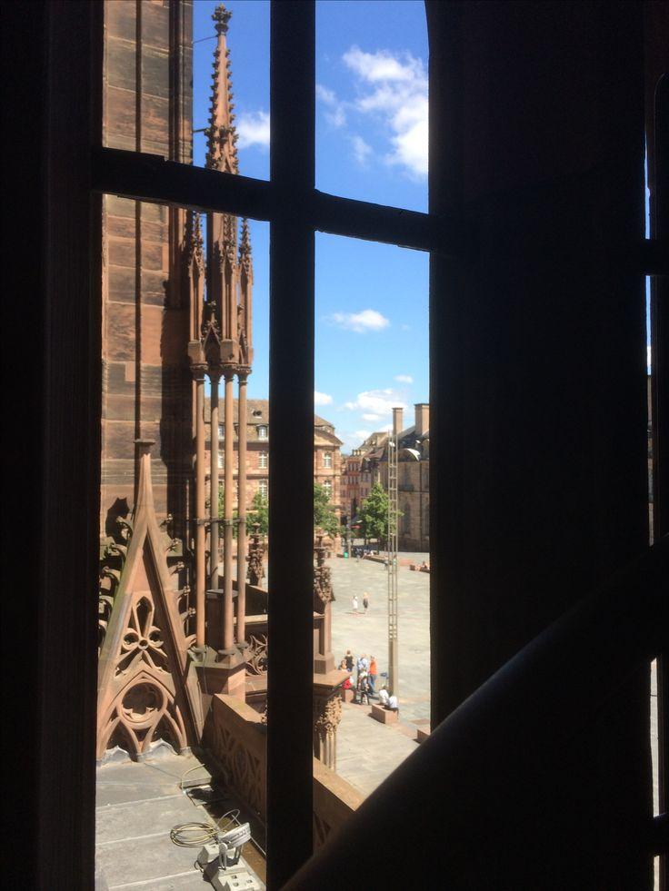 Strasburg| la Cathedral