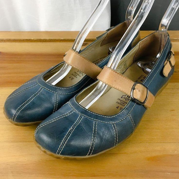 BAMA SCHUHE WIE BARFUB! Women's Shoes ~ Blue