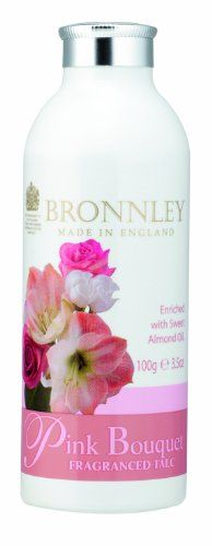 Bronnley Pink Bouquet Fragranced Talc 100g has been published at http://beauty-skincare-supplies.co.uk/bronnley-pink-bouquet-fragranced-talc-100g/