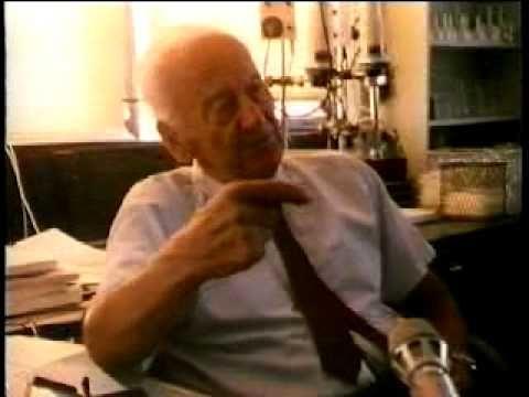 Szent-Györgyi Albert – A rákellenes szereket a növényekben kell keresni   TudnodKell.info