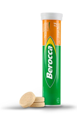 berocca:  magical hangover cure gifted to me by the Australians.