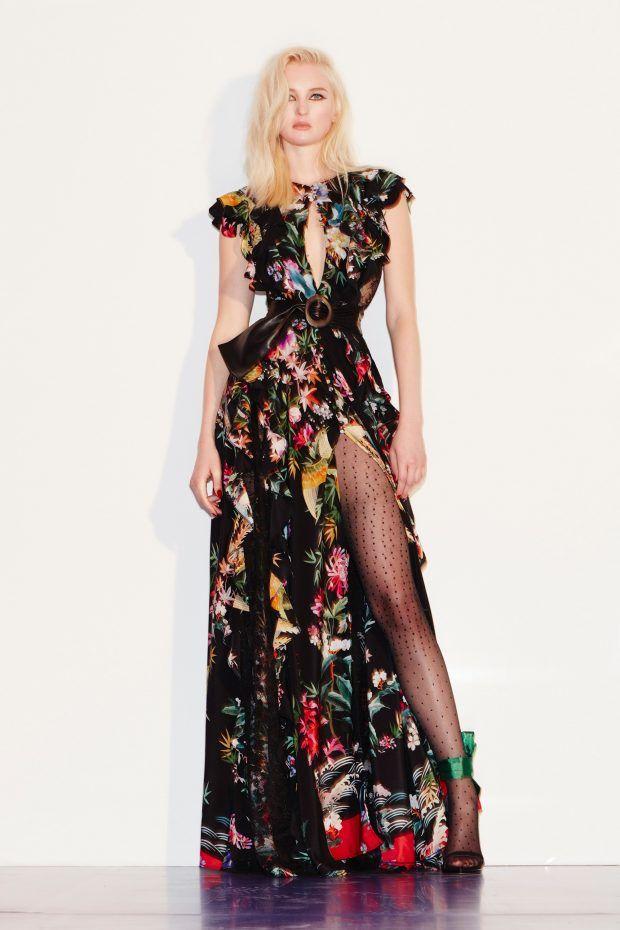 Babado! A coleção oitentista de Zuhair Murad - Fashionismo