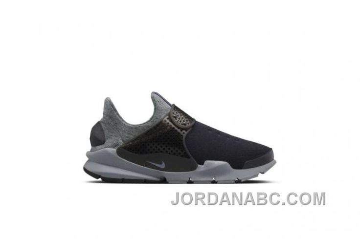 new arrival eba5f a664d ... svart grå gymnastikskor herr uppkopplad  nike sock dart tech fleece  noirfonce sneakers news blog