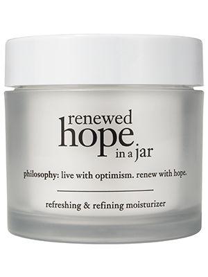 Philosophy Renewed Hope in a Jar Evaluate