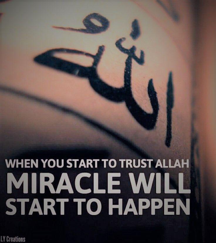 #TRUST#Faith
