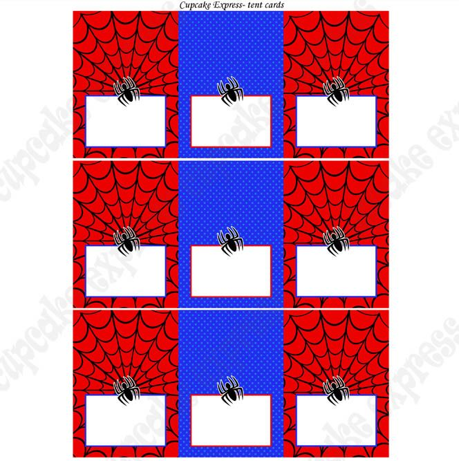 10 best spiderman images on pinterest birthdays spiders and spiderman printable tent cards diy spiderman printable birthday party invitation diy personalized spiderman spidermanbirthday solutioingenieria Images