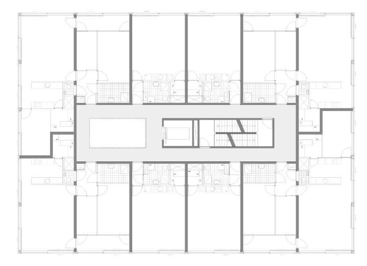 96 migliori immagini wohnsiedlung l wohnhaus pl ne su for Casa moderna zwolle