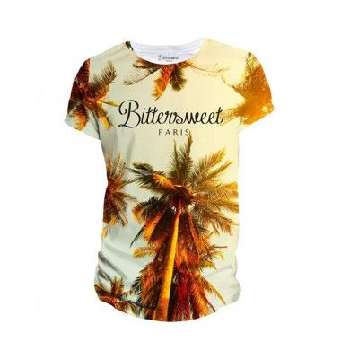 Tropical T-shirt www.bittersweetparis.com
