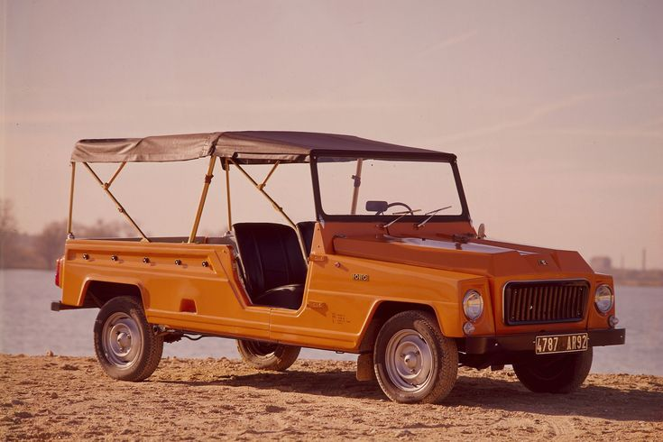 Quatre roues sur la plage : la Renault Rodéo, rattraper le retard