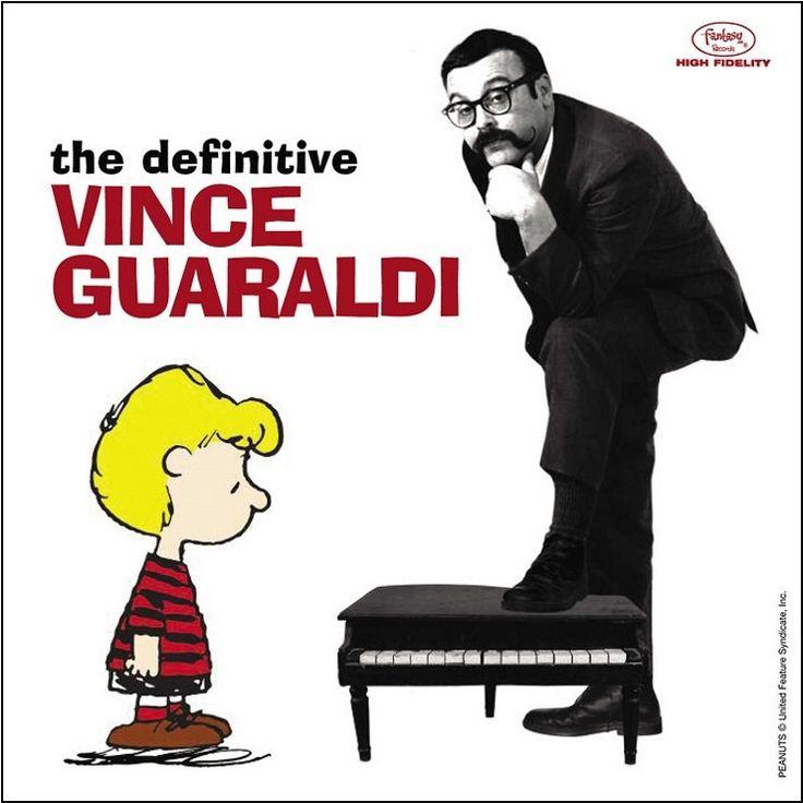Vince Guaraldi - The Definitive Vince Guaraldi on Limited Edition 180g 4LP Box Set