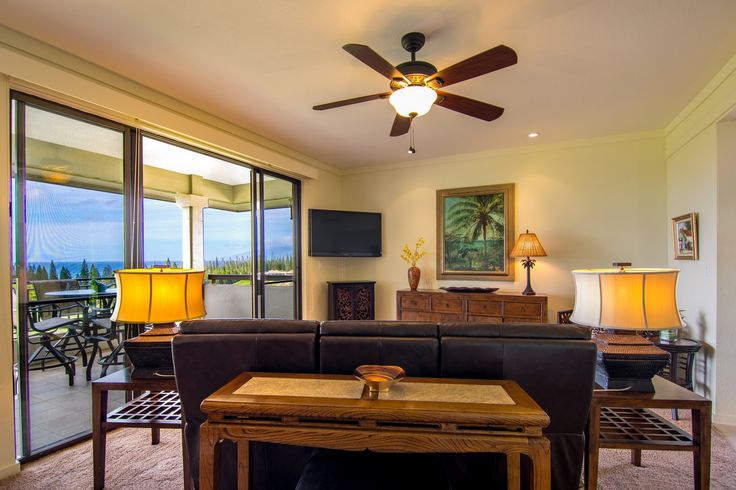 Imagine Maui. Big open views of the islands of Molokai and Lanai can be yours in this one bedroom unit on the peaceful golf course setting in Kapalua Maui. Kapalua Golf Villa 18V4 is listed by Anita White, R(B) and Lori Powers, R(S). The Kapalua Golf Villas are nestled along the famed Kapalua Bay Course on 15.8 beautifully landscaped acres. Kapalua is home to the PGA Tour Season Opener, The Hyundai Tournament of Champions. For more on this listing see MLS #372317 at…