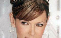 Shoulder Length Hairstyles For A Wedding