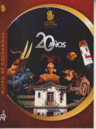 El 20 de octubre de 1995 se inaugura en la ciudad de Santa Cruz el Museo de Colchagua. La idea de su fundador, don Carlos Cardoen Cornejo, era concretar el esfuerzo de toda una vida por reunir colecciones, en una institución que pudiera conservar, investigar, y mostrar al mundo entero, el fruto de este esfuerzo, siguiendo la firme convicción que debemos devolver a la tierra que nos vio nacer, parte de lo que recibimos.