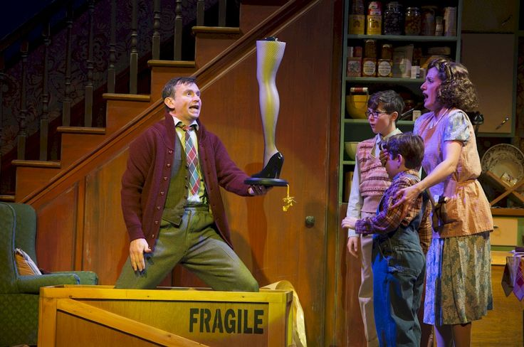 STANLEY THEATRE presents A Christmas Story, The Musical, Nov 5–Dec 27. Click image to find out more...