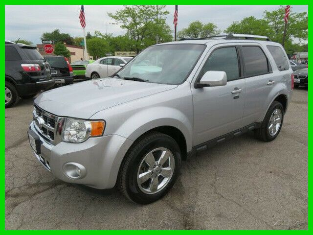 Ebay Advertisement 2012 Ford Escape Limited 2012 Limited Used 2 5