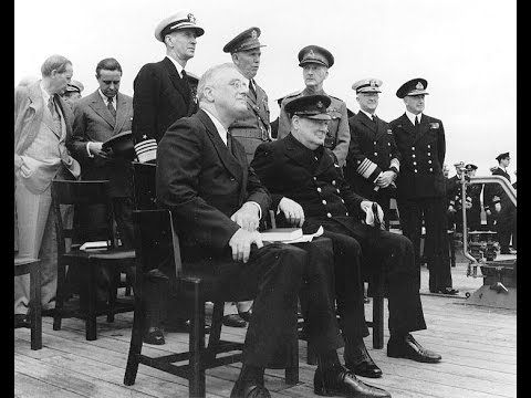 During World War II, the United States and Great Britain issued a joint declaration in August 1941 that set out a vision for the postwar world. In January 1942, a group of 26 Allied nations pledged their support for this declaration, known as the Atlantic Charter. The document is considered one of the first key steps toward the establishment of the United Nations in 1945.