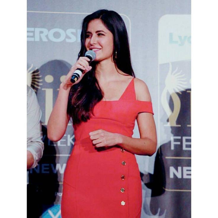 Katrina Kaif at IIFA Press Conference
