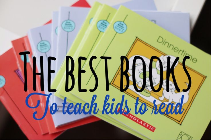 Want to teach your child to read? This is the BEST line of books to help a young reader learn how to read!