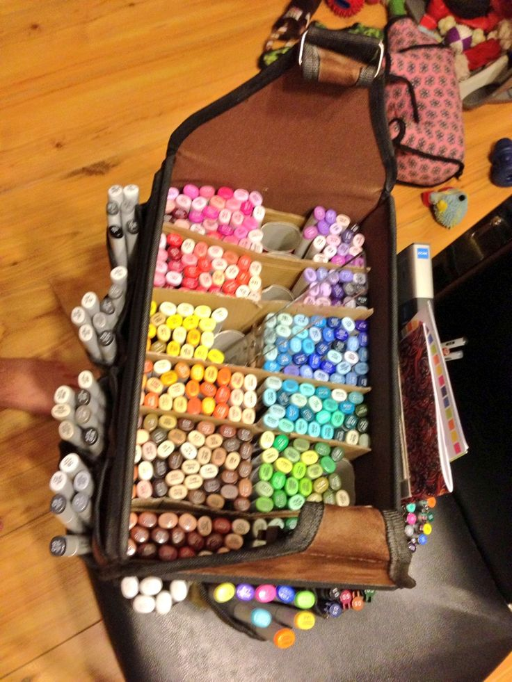 1000 Images About Copic Storage On Pinterest Pen