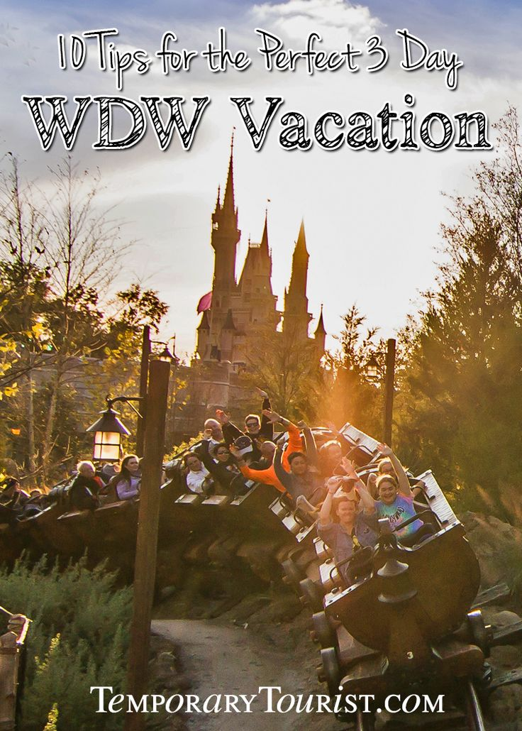 For a lot of families going to Walt Disney World for 3 to 4 days is all their budget or time will allow for. And let's be honest, WDW takes weeks to get even half of it in, so what is a family to ...