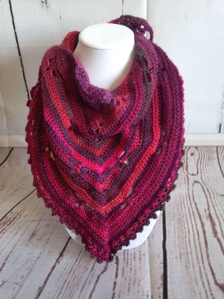 Red Scarf - Triangle Scarf - Triangle Shawl - Summer Scarf - Crochet Shawl - Crochet Scarf - Red Shawl - Wrap Scarf - Summer Shawl - Scarf by StephsFamilyStitches on Etsy https://www.etsy.com/ca/listing/458139082/red-scarf-triangle-scarf-triangle-shawl