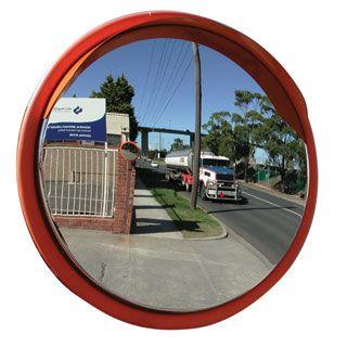 Traffic Mirrrors, Heavy Duty Convex Mirrors