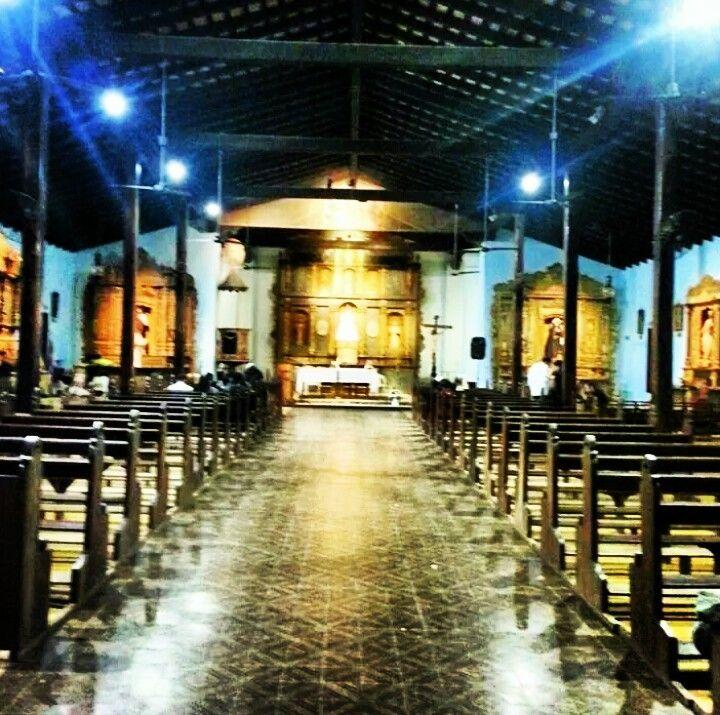 Iglesia de Pirayu...Ypacarai Paraguay