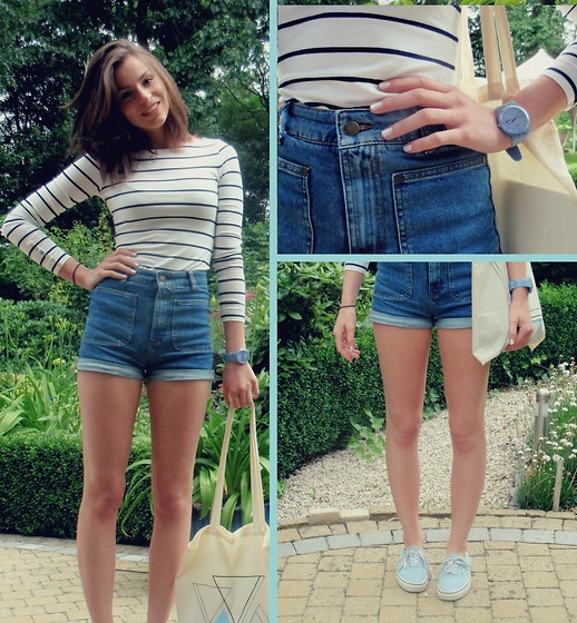 17 Best images about High waisted shorts on Pinterest | High ...
