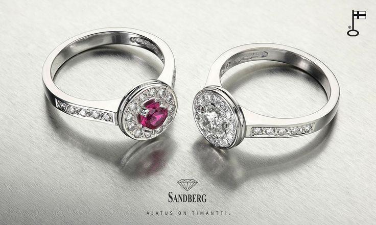 Etusivu | SANDBERG - Ajatus on timantti.