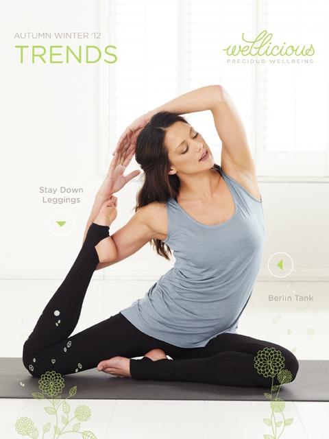 Enjoy the New Season, check out our Weekly Trend!     Berlin Tank > http://www.wellicious.com/gbren/wellicious-berlin-tank.html  Staydown Leggings > http://www.wellicious.com/gbren/wellicious-stay-down-leggings.html