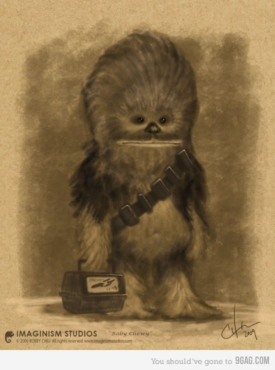Lil' Chewwie's back to school photo. (I love the Star Trek lunch box. Lol!)Geek, Baby Chewy, Schools, Art, Stars Trek, Lunches Boxes, Stars Wars, 1St Day, Starwars