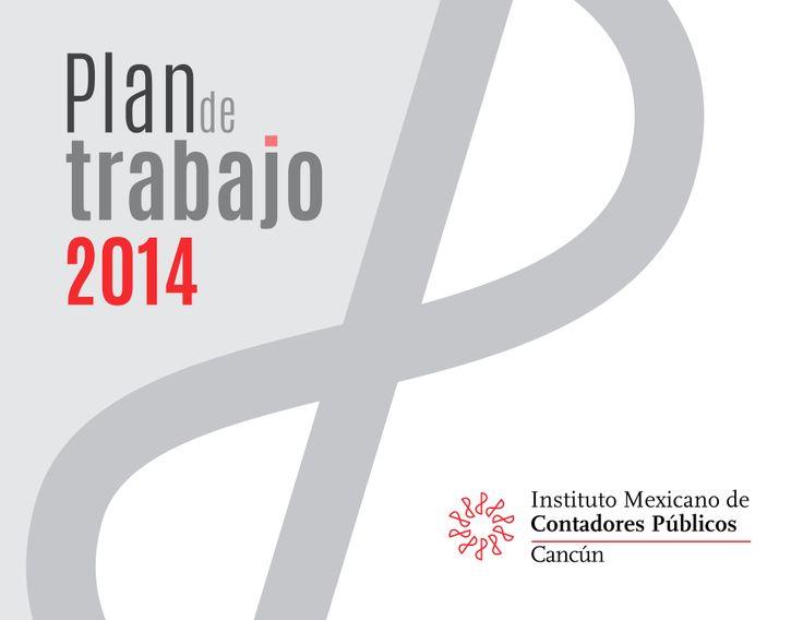 """Presentación """"Consejo directivo 2014"""" para el  Colegio de Contadores Públicos de Cancún, A.C.  #diseño"""