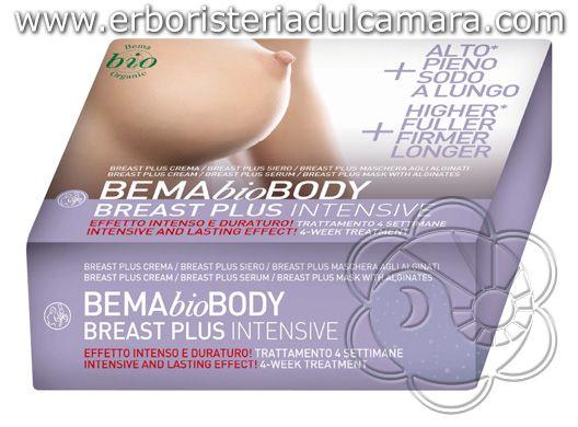 Breast Plus Intensive: Kit Completo per un Seno Tonico, Sodo e Prosperoso