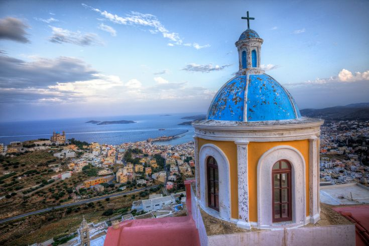 VISIT GREECE| #Syros #visitgreece #greece