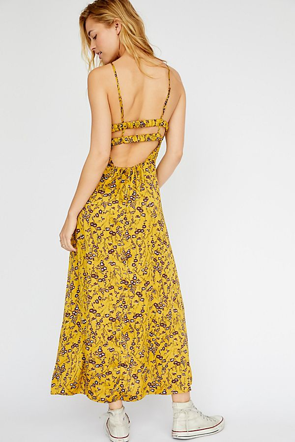 8794eee1e6012 Double Dare Printed Slip in 2019 | Dresses