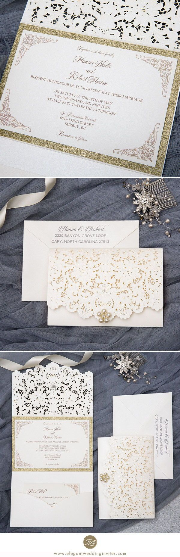 342 best Wedding Invitations images on Pinterest