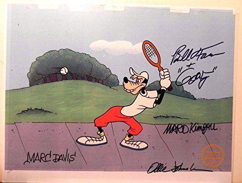 DISNEY 1949 THE WALT DISNEY COMPANY GOOFY LIMITED EDITION SERIGRAPH @ niftywarehouse.com #NiftyWarehouse #Disney #DisneyMovies #Animated #Film #DisneyFilms #DisneyCartoons #Kids #Cartoons
