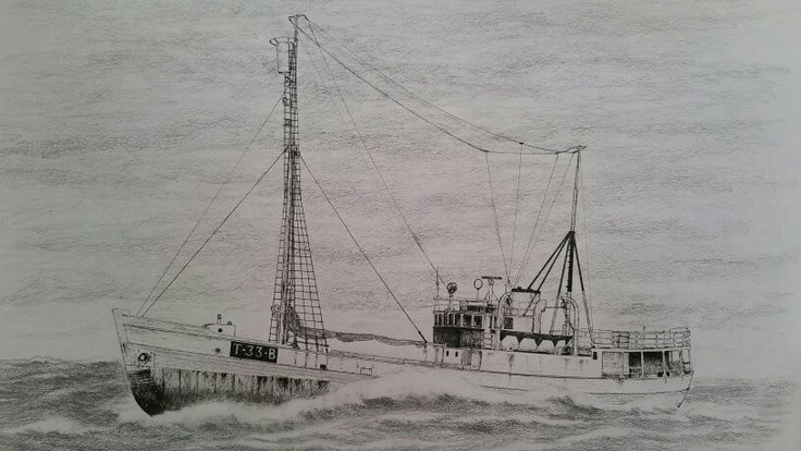 """""""Polaric"""" fishing and seal hunting vessel"""