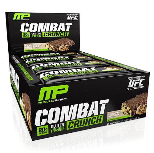 Muscle Pharm Combat Crunch Bars