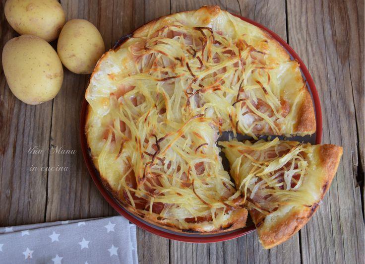 focacce (19) patate e speck dall'alto