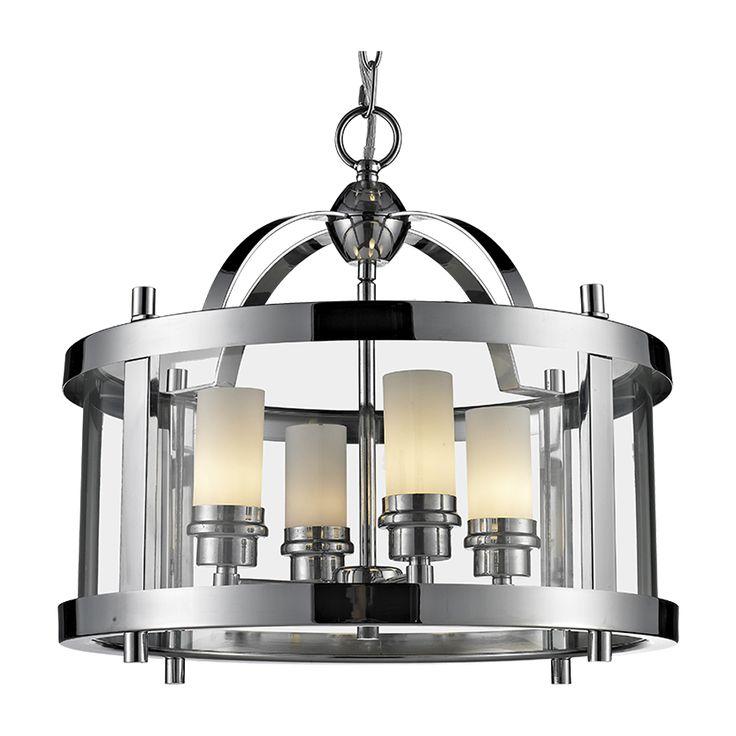 Lampa wisząca NEW YORK P04567CH - GALERIA GEA