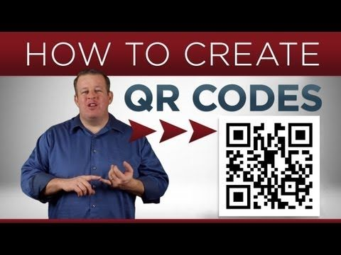 How To Create QR Codes. Now I get asked all the time on how to create QR codes. QR codes are everywhere.  They're in our marketing material, on our postcards, business cards, brochures, direct mail, billboards.    So let's take a look at the different types of things that you can do to create those wonderful QR codes...  http://derraleves.com #ComputerTips