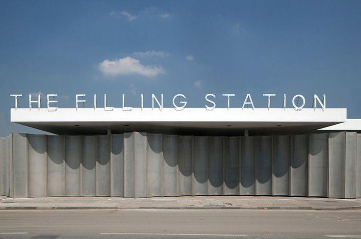 Carmody Groarke, The Filling Station, London, 2012 www.carmodygroarke.com/