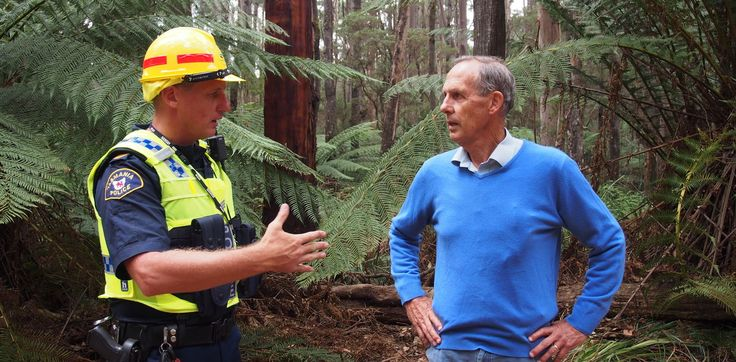 Following his 2016 arrest, former Greens leader Bob Brown aims to show that Tasmania's anti-protest laws are in conflict with the constitution's implied right to political communication.