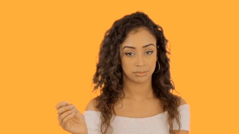 New trendy GIF/ Giphy. reaction whatever eye roll hair flip madea halloween liza koshy. Let like/ repin/ follow @cutephonecases