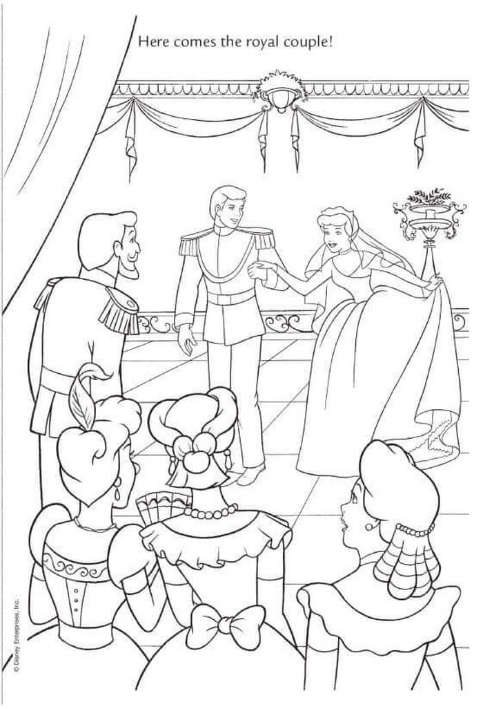 Cinderella 3 Coloring Pages Cinderella Coloring Pages Princess Coloring Pages Disney Princess Coloring Pages