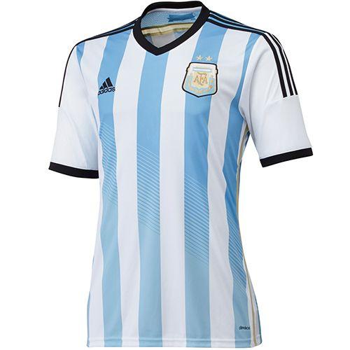 2014 world cup argentina messi jerseycustom newest argentina soccer jersey thai quality soccer jerse