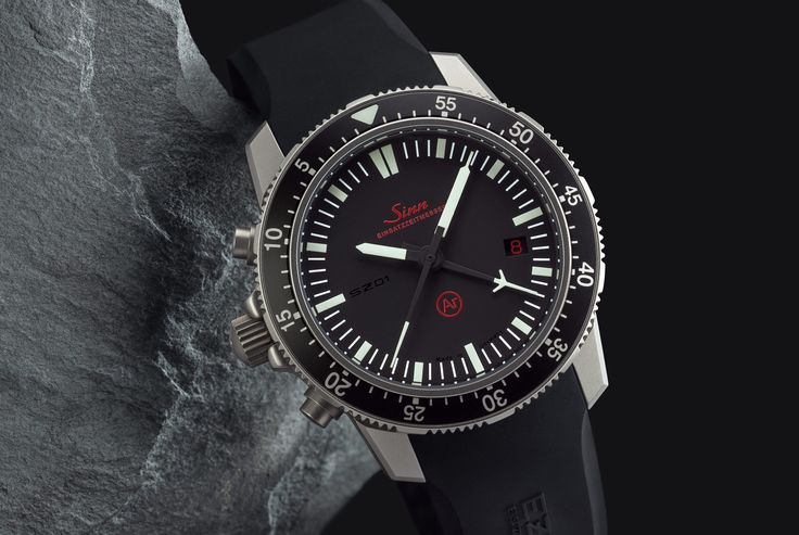 Sinn's latest watch is tough, over-engineered and an homage to one of its most sought-after vintage models.