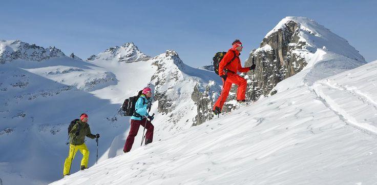 Winterwandern in der Sportregion Zell am See